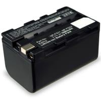 Akku varten Sony DCR-PC1 DCR-PC2 DCR-PC3 DCR-PC4 DCR-PC5 DCR-TRV1VE - NP-F10, -F20, NP-FS21, -FS33 (2800mAh) VaihtoakkuVaraparisto