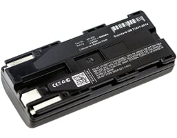 Battery for Canon G2000 G1000, PowerShot G10, GL2, EOS 300v, E1 E2 E30, ES8400v, Elura, MV20 - BP-608 (800mAh) Replacement battery