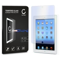 Displaybeschermglas voor Apple iPad 2 / iPad 3 / iPad 4 (Transparant)
