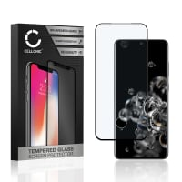 Screen protector glass Samsung Galaxy S20 Ultra (SM-G988) (3D Case-friendly, 9H, 0,33mm, Full Glue) Tempered Glass