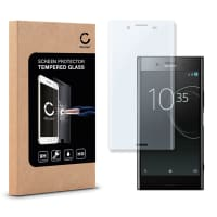 Displaybeschermglas voor Sony Xperia XZ Premium - Tempered Glass (HD kwaliteit / 3D Full Cover / 0,33mm / 9H)