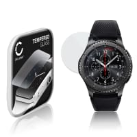 Screen protector glass Samsung Gear S3 Frontier (SM-R760) (2.5D, 9H, 0,33mm, Full Glue) Tempered Glass