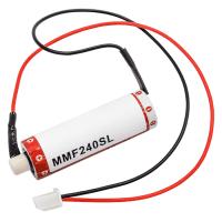 Battery for Mitsubishi F1, F2, FX, FX1, FX2, FX2C, FX2N - F2-40BL, PM-20BL, T2282 (1800mAh) Spare Battery Replacement