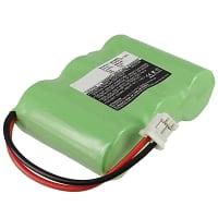 Batería para Alcatel Easy, Siemens Gigaset A200, A245, Gigaset A1, A110, Philips Icana, Uniden 2600, Philips Xalio 6100 - (600mAh) Batería de Reemplazo