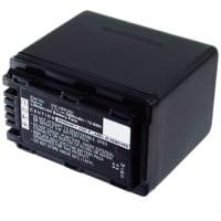 Batteria per Panasonic HDC-SD40 -SD80 -SD66 -SD99 -SD60 -SD90 -HS60 -SDX1 SDR-S50 -S70 -H85 HC-V10 - VW-BC10 VW-VBK180 VW-VBK360 VW-VBL090 3400mAh , batteria di ricambio