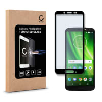 Displaybeschermglas voor Motorola Moto G6 - Tempered Glass (HD kwaliteit / 2.5D / 0,33mm / 9H)