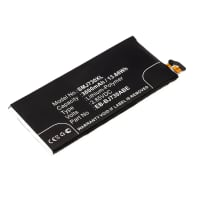 Battery for Samsung Galaxy J7 DUOS (2017 - SM-J730) - EB-BJ730ABE (3600mAh) Replacement battery