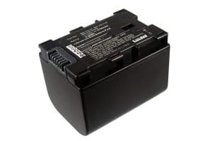Accu voor JVC GZ-E15, GZ-EX315, -EX215, GZ-HM550, -HM30, -HM310, -HM330, GZ-HD620 - BN-VG107,-VG108,-VG114,-VG121 (2700mAh) vervangende accu