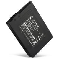 Batteria per Siemens Gigaset 4000 Micro, 4010, 4015, Gigaset SL3501, Telekom Sinus 710, Sinus 700M - V30145-K1310-X132 (500mAh) batteria di ricambio