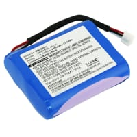 Battery for Bang & Olufsen BeoPlay A3 - 3ICR18/65, 3S/LIC 3400mAh Replacement battery