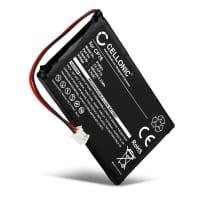 Batterie pour Grundig Calios 1, Calios A1, Calios H1, BTI Verve 500 Black, BTI Verve 500 Red, BTI Verve 500 SMS - CP76,LZ423048,LZ423048BT,RP423048 (600mAh) Batterie de remplacement