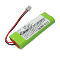 Battery for Dogtra DT Systems h2O, 175NCP 200NCP 202NCP 1100NC 1200NPC 1500NCP 1700NCP - 28AAAM4SMX 40AAAM4SMX BP-RR DC-1 (300mAh) Spare Battery Replacement