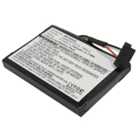 Batteri for Mitac Mio Moov M400 Mio Moov M405 - 338937010172,T300-3 (750mAh) reservebatteri