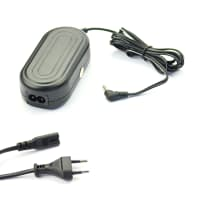 Power supply for JVC GR-D21 -D200, GR-DVL150 -DVL145 -DVL557 -DVL555 -DVL450, GR-DV500 (AP-V10,AP-V11,AP-V12)