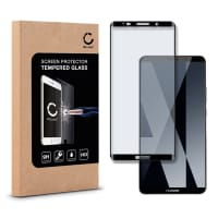 Screen protector glass for Huawei Mate 10 Pro - Tempered Glass (HD-Quality / 3D Full Cover / 0,33mm / 9H)