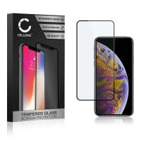 Protection d'écran en verre iPhone 11 Pro Max / iPhone Xs Max (3D Case-friendly, 9H, 0,33mm, Full Glue) Verre trempé