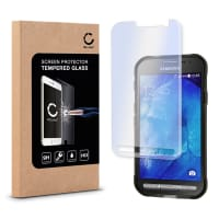 Displaybeschermglas voor Samsung Galaxy Xcover 3 (SM-G388 / SM-G388F) - Tempered Glass (HD kwaliteit / 2.5D / 0,33mm / 9H)