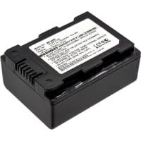 Batterij voor Samsung HMX-F90 -F80 -F900 -F800 HMX-H200 -H400 -H300 SMX-F40 -F44 -F70 -F50 -F54 -F53 -F500 -F700 HMX-S10 camera - IA-BP105R IA-BP210E IA-BP420E 1800mAh Vervangende Accu voor fototoestel