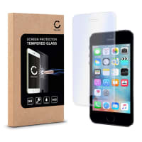 Displaybeschermglas voor Apple iPhone SE / 5 / 5S / 5C - Tempered Glass (HD kwaliteit / 2.5D / 0,33mm / 9H)
