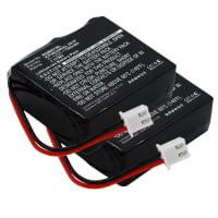 2x Batterie pour Ratiotec Soldi Smart - ICP483440AL 3S1P (700mAh) Batterie Rechange