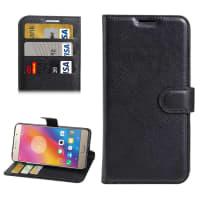 Smart Case for Lenovo P2 (P2a42) - Artificial leather, black Case
