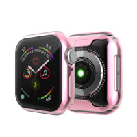 Case for Apple Watch 5 / 4 - 40mm - TPU, Pink Case