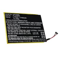 Batería para Alcatel 9005X / OT-9005X / One Touch Pixi 8 8.0 3G - TLp032CC (3100mAh) Batería de Reemplazo