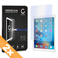 2x Screen protector glass for Apple iPad Pro 12,9