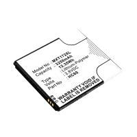 Batterij voor Motorola Moto C Plus - HC60 (3250mAh) vervangende accu