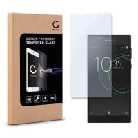 Vetro protettivo di schermo per Sony Xperia L1 (G3311) - Tempered Glass (Qualità HD / 2.5D / 0,33mm / 9H)