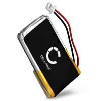 Batterij voor Plantronics CS50, CS65, Savi W710, Savi 720, Savi W420, AWH-65, WO300 - 65358-01,64399-03,202599-03 (240mAh) vervangende accu