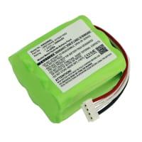 Batteria per Korg PA3X / PA3X 61 / PA3X 76 - HHR210AAB, KITBAT1002 (2000mAh) Batteria Ricambio