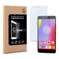 Cristal protector de la pantalla para Lenovo K6 - Tempered Glass (Calidad HD / 2.5D / 0,33mm / 9H)