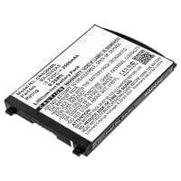 Battery for Cipherlab RS30 - BA-0092A5, KBRS300X01503 (2500mAh) Replacement battery