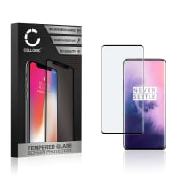 Screen protector glass OnePlus 7 Pro (3D Case-friendly, 9H, 0,33mm, Edge Glue) Tempered Glass