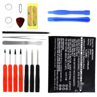 Battery for Xiaomi Mi Note 2 incl. Tool-kit - BM48 (3700mAh) Replacement battery