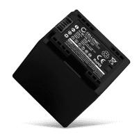Batterie pour appareil photo Canon LEGRIA HF R806 R86 HF R706 HF R606 HF R506 HF R406 HF R306 R36 VIXIA HF R500 HF R52 R50 HF R400 R40 HF R300 HF M500 - BP-718 BP-727 BP-709 4450mAh BP718 BP727 BP709 Batterie Remplacement