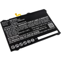 Battery for Samsung Galaxy Tab S3 (SM-T820 / SM-T825) - EB-BT825ABA (6000mAh) Replacement battery