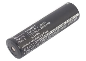 Battery for Inova T4 / UR611 - Inova: FLB-LIN-7 Streamlight: 68792 (2200mAh) Spare Battery Replacement