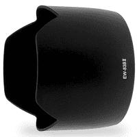 CELLONIC® EW-83B II Gegenlichtblende für Canon EF 24-70mm 1:2.8L USM Objektiv Sonnenblende Blende Kunststoff