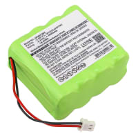 Battery for Visonic 0-100459 / 0-100498 / 0-100535 / 0-100605 - GP220AAH8YMX (2000mAh) Replacement battery