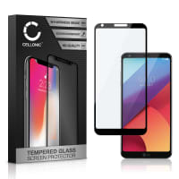 Displaybeschermglas LG G6 (3D Full Cover, 9H, 0,33mm, Full Glue) Tempered Glass