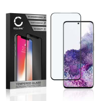 Screen protector glass Samsung Galaxy S20 Plus (SM-G986) (3D Case-friendly, 9H, 0,33mm, Full Glue) Tempered Glass