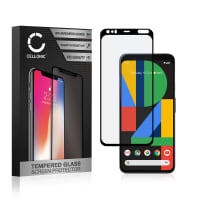 Panzerglas Google Pixel 4 XL (3D Case-friendly, 9H, 0,33mm, Full Glue) Displayschutz Tempered Glass