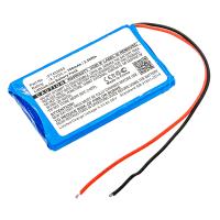 Batterie pour JBL Micro 2013 / JBL Micro Wireless 2013 - FT453050 (700mAh) Batterie de remplacement