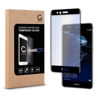 Displaybeschermglas voor Huawei P10 Lite - Tempered Glass (HD kwaliteit / 3D Full Cover / 0,33mm / 9H)