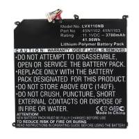 Batería para Lenovo ThinkPad Helix 3000 series (3780mAh)