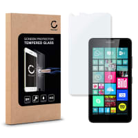 Protection d'écran en verre pour Microsoft Lumia 640 - Tempered Glass (Qualité HD / 2.5D / 0,33mm / 9H)