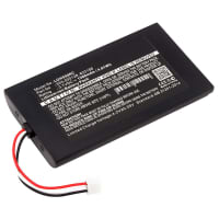 Battery for Logitech Elite, Harmony 950, 915-000257, 915-000260 - 533-000128, 623158 (1300mAh) Spare Battery Replacement