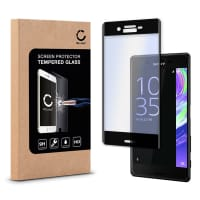 Protection d'écran en verre pour Sony Xperia X - Tempered Glass (Qualité HD / 3D Full Cover / 0,33mm / 9H)